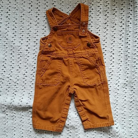15153e6773365 Carhartt Other - Baby Carhartt overalls